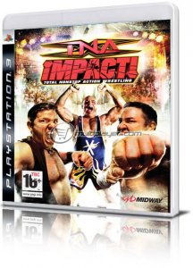 TNA Impact! per PlayStation 3