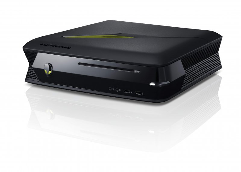 Dell presenta l'Alienware X51: voglia di console?