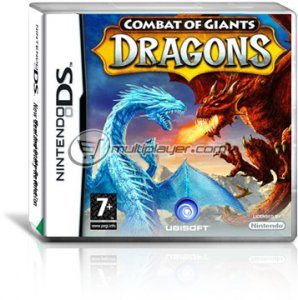 Dragons: Combattimenti fra Giganti per Nintendo DS