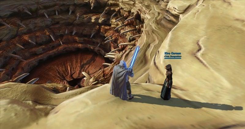 La soluzione di Star Wars: The Old Republic
