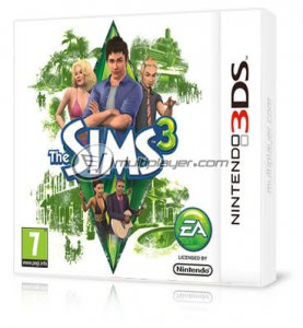 The Sims 3 per Nintendo 3DS