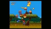 Gunstar Heroes - Gameplay