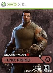 Gears of War 3 - Fenix Rising per Xbox 360