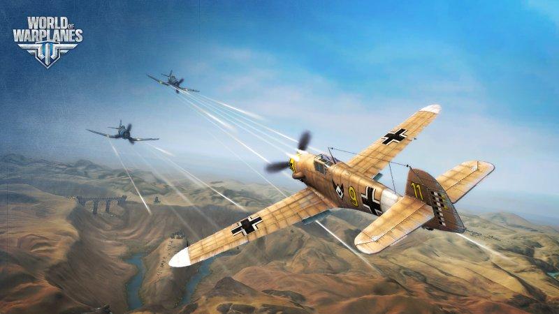 World of Warplanes entra in fase alpha, aperte le iscrizioni
