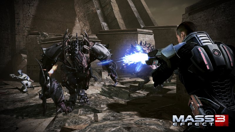 Tutti i dettagli sul Resurgence Pack per Mass Effect 3