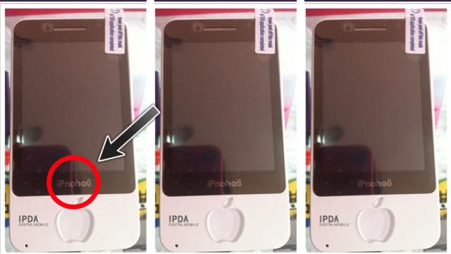 Voi che state aspettando l'iPhone 5, provate l'iPnoho6