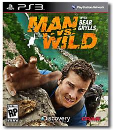 Man Vs. Wild per PlayStation 3