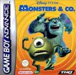 Monsters & Co. per Game Boy Advance