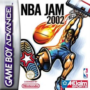NBA Jam 2002 per Game Boy Advance