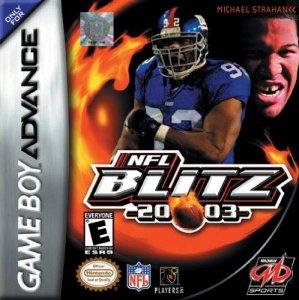 NFL Blitz 20-03 per Game Boy Advance