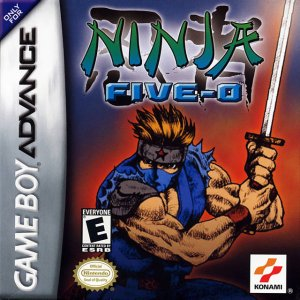 Ninja Five-O per Game Boy Advance