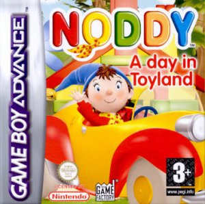 Noddy per Game Boy Advance