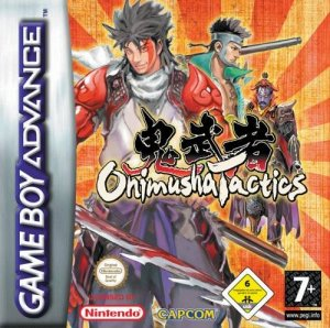 Onimusha Tactics per Game Boy Advance