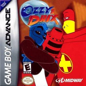 Ozzy & Drix per Game Boy Advance