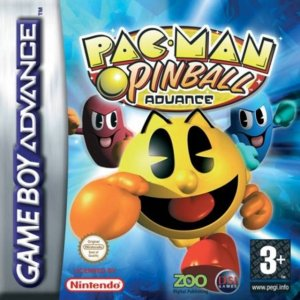 Pac-Man Pinball per Game Boy Advance