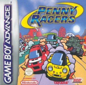 Penny Racers per Game Boy Advance