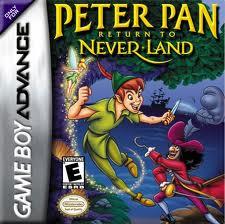 Peter Pan: Return To Neverland per Game Boy Advance