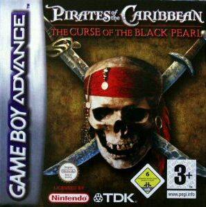 Pirates of the Caribbean: The Curse of the Black Pearl per Game Boy Advance