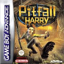 Pitfall Harry per Game Boy Advance
