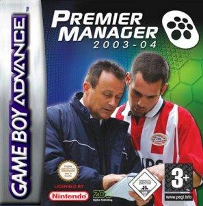 Premier Manager 2003/2004 per Game Boy Advance
