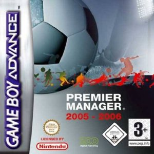 Premier Manager 2005/2006 per Game Boy Advance