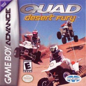 Quad Desert Fury per Game Boy Advance