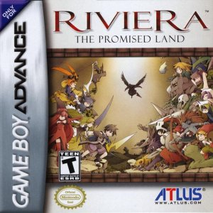 Riviera: La Terra Promessa per Game Boy Advance
