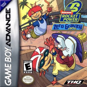 Rocket Power Zero Gravity Zone per Game Boy Advance