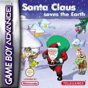 Santa Claus: Saves the Earth per Game Boy Advance