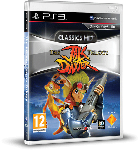 Jak and Daxter Trilogy - Data di lancio