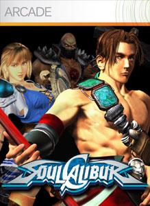 Soul Calibur per Xbox 360