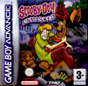 Scooby Doo Unmasked per Game Boy Advance