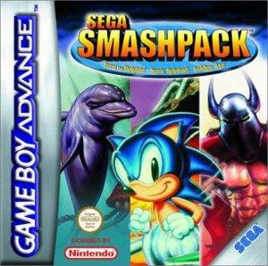 Sega Smash Pack per Game Boy Advance