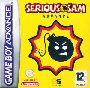 Serious Sam Advance per Game Boy Advance