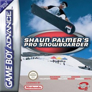 Shaun Palmer's Pro Snowboarder per Game Boy Advance