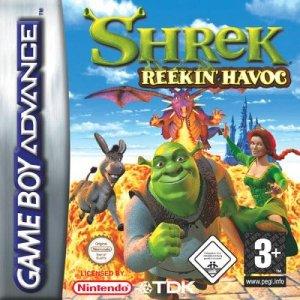 Shrek: Reekin' Havoc per Game Boy Advance