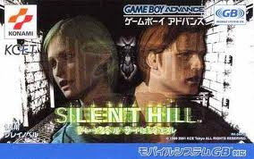 Silent Hill per Game Boy Advance