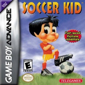 Soccer Kid per Game Boy Advance