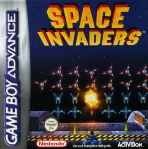 Space Invaders per Game Boy Advance