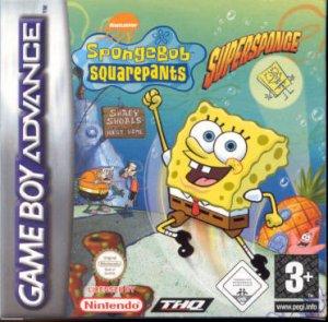 SpongeBob SquarePants: SuperSponge per Game Boy Advance