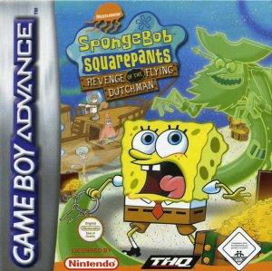 SpongeBob Squarepants: Revenge of the Flying Dutchman per Game Boy Advance