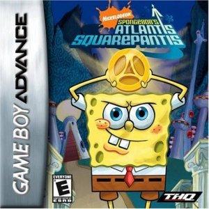 SpongeBob: Atlantis Squarepantis per Game Boy Advance