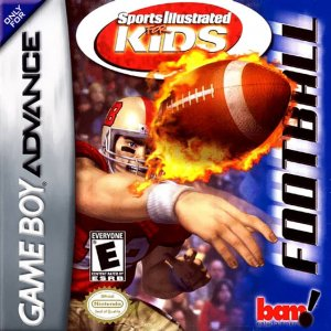 Sports Illustrated for Kids Football per Game Boy Advance
