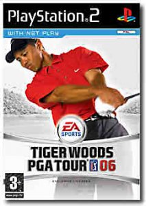 Tiger Woods PGA Tour 06 per PlayStation 2