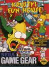 Krusty's Super Fun House per Sega Game Gear
