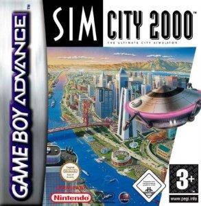 SimCity 2000 per Game Boy Advance