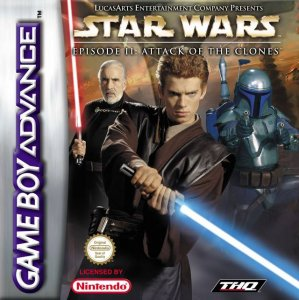 Star Wars: Episode II: Attack of the Clones per Game Boy Advance