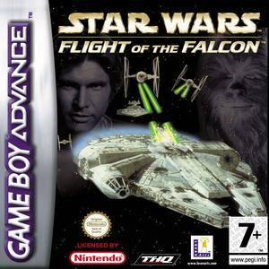 Star Wars Falcon per Game Boy Advance