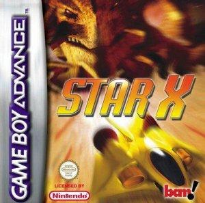 Star X per Game Boy Advance