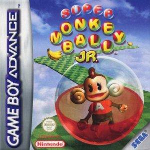 Super Monkey Ball Jr per Game Boy Advance
